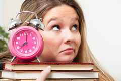 Study time Royalty Free Stock Images