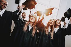 Free Study Together. Graduate. Best Friends. Happiness. Royalty Free Stock Photos - 129392598