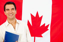 Studying in Canada Royalty Free Stock Photos