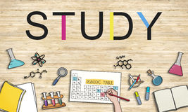 Studying Learning Education Student Insight Concept Stock Images