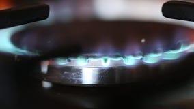 Stufa di gas archivi video