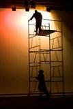 Stufeleuchten Stockbilder