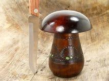 Stuff mushroom Stock Image