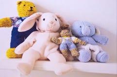 Stuffed animal Royalty Free Stock Photography