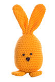 Stuffed animal easter bunny Stock Photos