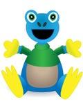Stuffed Animal Exotic Amazon Frog Toy - Vector Stock Photo