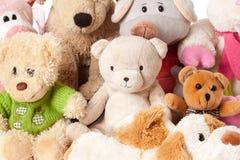Stuffed animals Royalty Free Stock Image