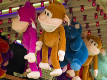 Stuffed Animals Stock Image