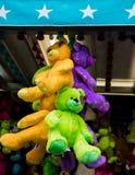 Stuffed Animals Stock Photography