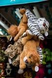 Stuffed Animals Royalty Free Stock Photo