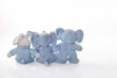 Stuffed Animals Royalty Free Stock Photo