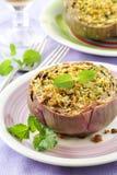 Stuffed artichoke Stock Image