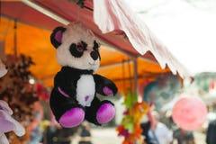 Stuffed bear Stock Photography