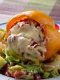 Stuffed bell peppers Royalty Free Stock Photo