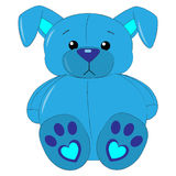 Stuffed Bunny Toy Stock Image