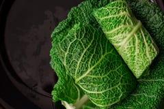 Stuffed cabbage Royalty Free Stock Photo