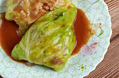 Stuffed Cabbage Tagine Stock Photography