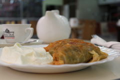 Stuffed cabbage Stock Photography