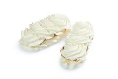 Stuffed Cream puff Royalty Free Stock Image