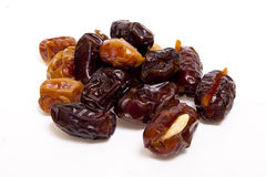 Stuffed Dates Royalty Free Stock Photos