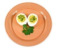 Free Stuffed Eggs 4 Stock Photography - 4501652
