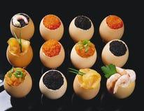 Stuffed Eggs Stock Image