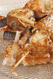 Stuffed fish 2 Stock Image