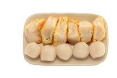 Stuffed Fried Tofu Royalty Free Stock Image
