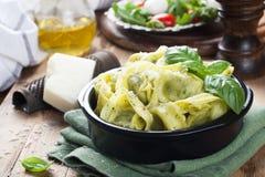 Stuffed Italian tortellini pasta Stock Photography