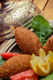 Stuffed Meatballs, Traditional Turkish Food Stock Images
