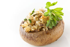 Stuffed Mushroom Royalty Free Stock Photography