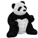Stuffed Panda Bear Toy Royalty Free Stock Photos