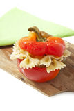 Stuffed Paprika Royalty Free Stock Photo