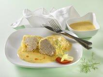 Stuffed paprika Stock Images