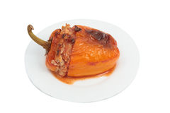 Stuffed pepper Royalty Free Stock Image