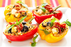 Free Stuffed Peppers Stock Image - 15459461