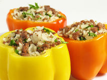 Free Stuffed Peppers Stock Images - 4132054