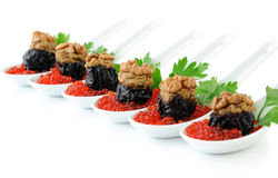 Stuffed with Prunes Stock Image