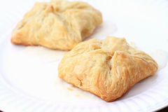 Stuffed Puff Pastries Royalty Free Stock Photography