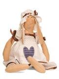 Stuffed Rabbit Toy Stock Photo