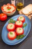 Stuffed tomatoes Royalty Free Stock Photos