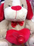A Stuffed Toy Bear. Royalty Free Stock Images