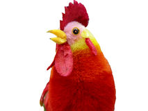 Stuffed Toy Rooster Stock Photos