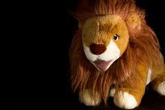 Välfylld Lion Arkivfoton