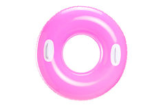 Stufio shot of a pink swimming ring Stock Image