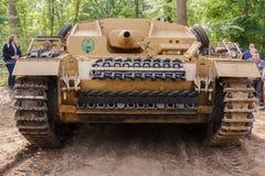 StuG III Ausf D на событии Militracks Стоковое фото RF