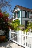 Stuga - Coronado, San Diego USA arkivbilder