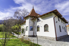 Stuga (klostersemesterort) Royaltyfri Foto