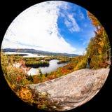 Stugaland Quebec Kanada Royaltyfri Foto
