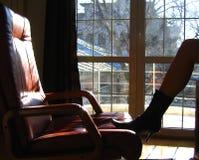 Stuhl 3 des Chefs Stockbilder